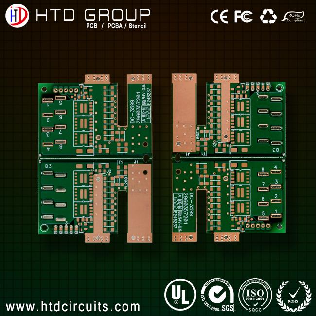 Two factors effect custom circuit board printing order