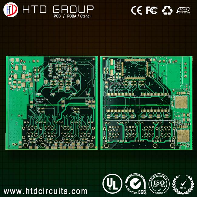 OSP coating VS  HASL coating